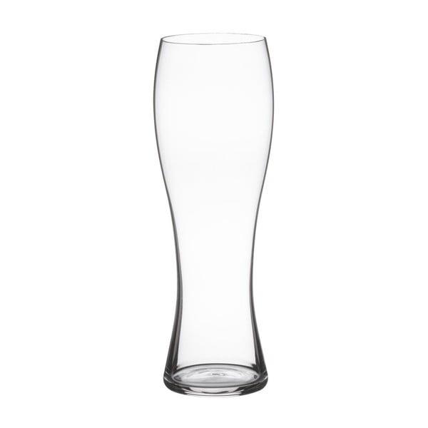 Zestaw 4 szklanek do piwa Hefeweizen