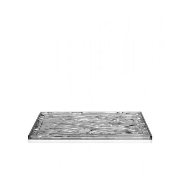 Taca Kartell Dune Chrome, 38x55 cm