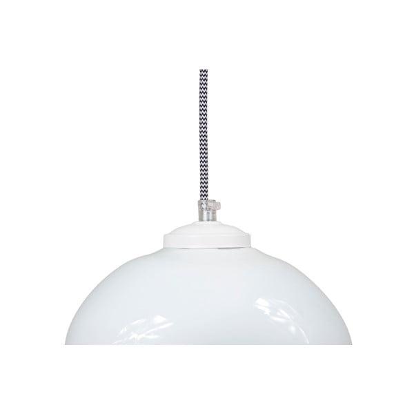 Lampa sufitowa Glass Lamp, biała
