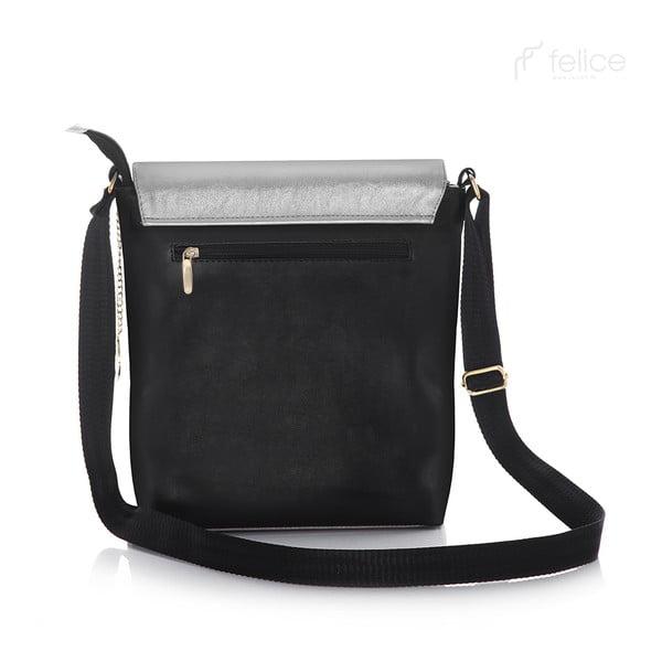Torebka Felice A11 Black/Silver