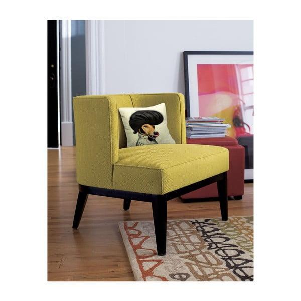 Poszewka na poduszkę Elvis Dog, 45x45 cm
