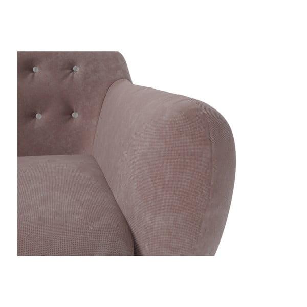 Dwuosobowa sofa Indigo, jasnobrązowa