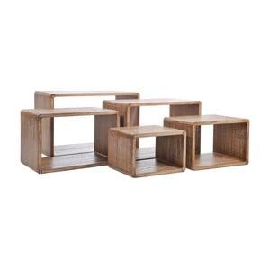 Komplet 5 stolików Sidetables