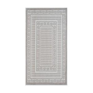 Beżowy wytrzymały dywan Vitaus Olivia, 60x90 cm
