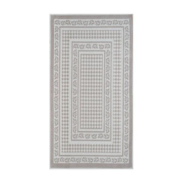 Beżowy wytrzymały dywan Olivia, 80x200 cm