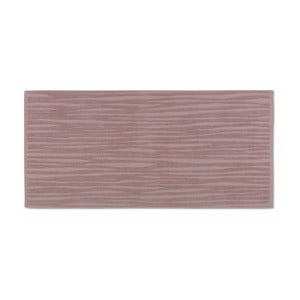 Różowy ręcznik Kela Lindano, 30x50 cm