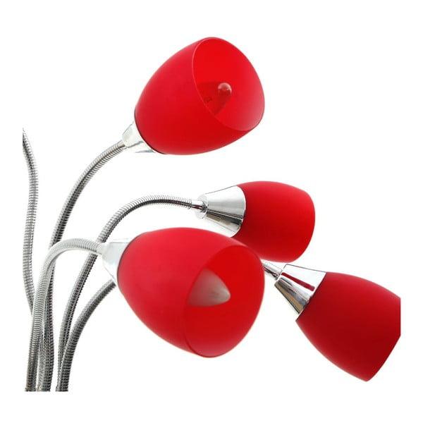 Lampa stojąca Flexi Red