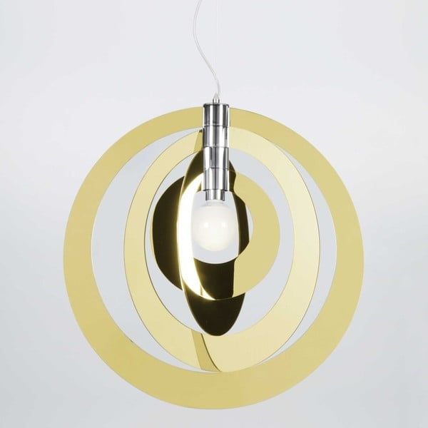 Lampa wisząca Galilea Emporium, złota