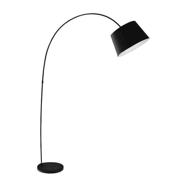Lampa stojąca Arched Black