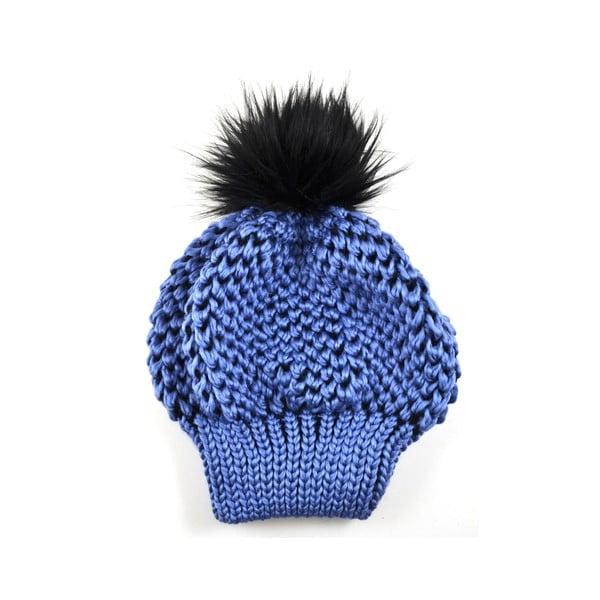 Czapka damska Beret Blue