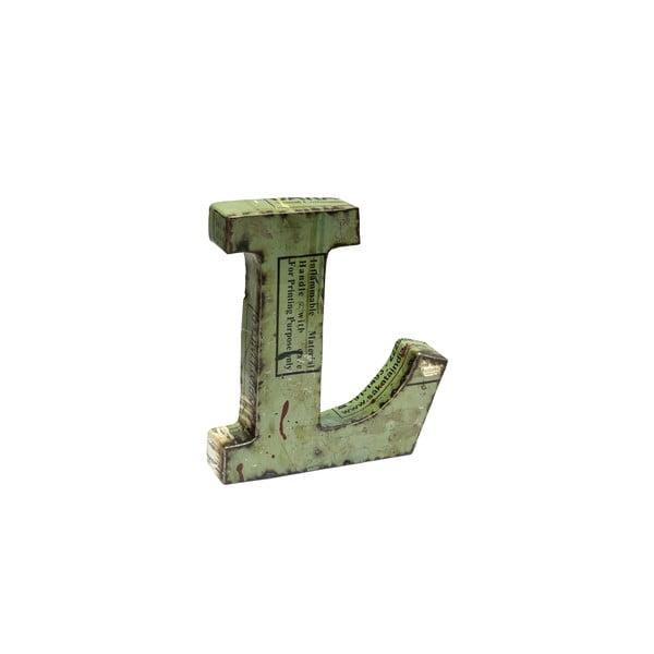 Litera Alfabeto L