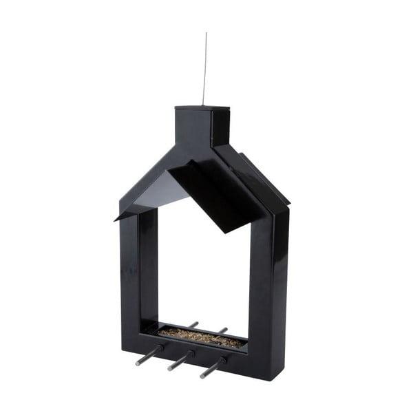 Karmnik Alicante, 24 cm, czarny