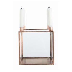 Świecznik Copper, 20x22 cm