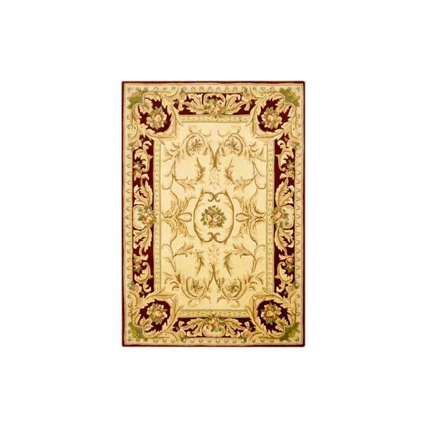 Dywan wełniany Sevilla Red, 170x240 cm