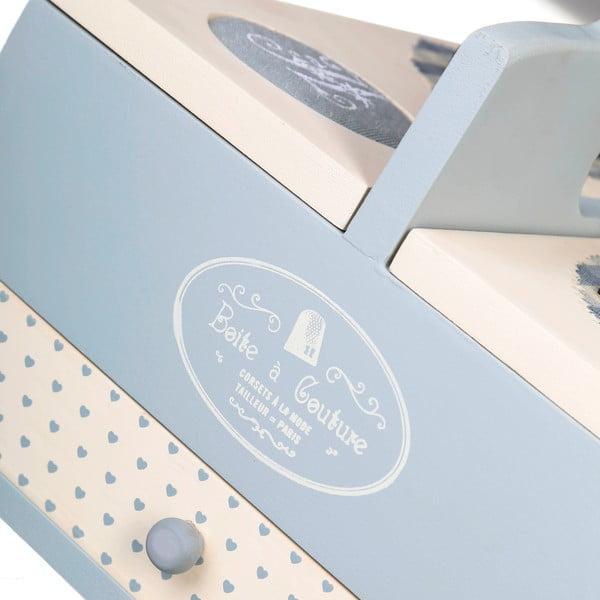 Pudełko na przybory do szycia Sewing, 24,5x25,5 cm