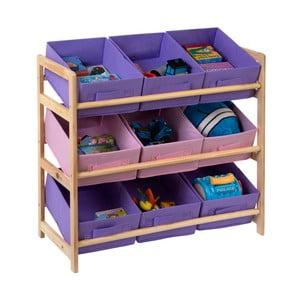 Półka z koszykami Premier Housewares Unit