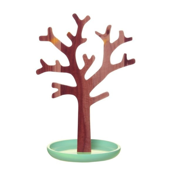 Stojak na biżuterię Tree Acacia Mint