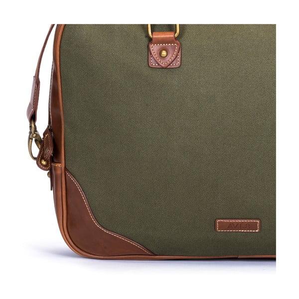 Torba na notebook Avi-8, zielona