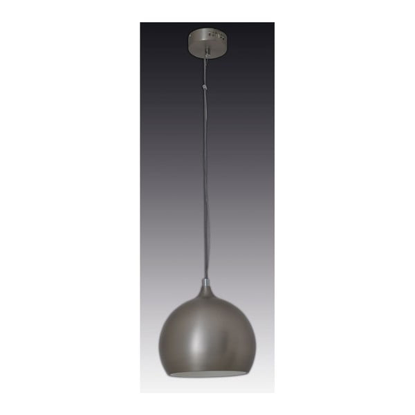 Lampa wisząca Pendell Globe Grey