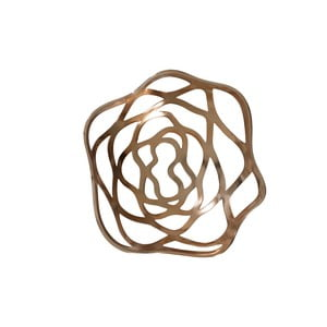 Miska na owoce Meander Rose Gold, 41 cm