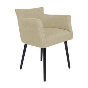 Beżowy fotel BSL Concept Adam