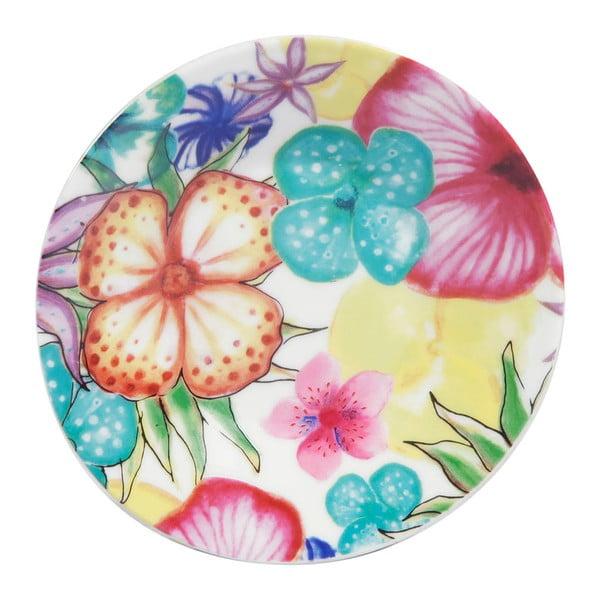 Zestaw 6 porcelanowych kubków Blooming