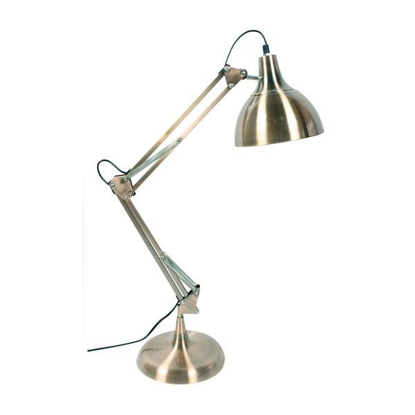 Mosiężna lampa stołowa Red Cartel Archi