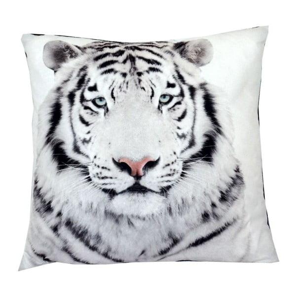 Poduszka Animals White Tiger, 42x42 cm