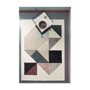 Wełniany dywan Mikill Mixed, 140x200 cm
