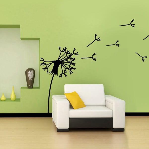 Naklejka dekoracyjna Dandelion, 200x200 cm