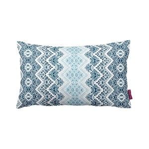 Poduszka Blue Aztec, 35x60 cm