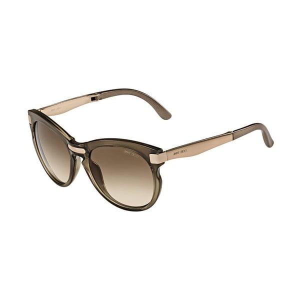 Okulary przeciwsłoneczne Jimmy Choo Lana Khaki/Brown