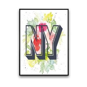 Plakat NY, 30 x 40 cm