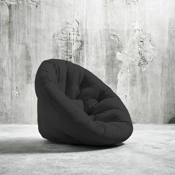 Fotel rokładany Karup Nido Gray