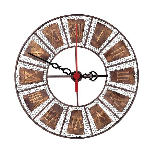 Zegar ścienny Industrial, 30 cm