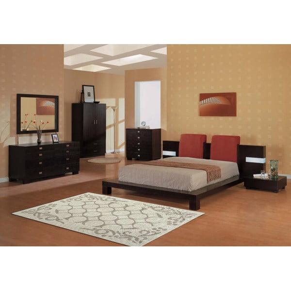 Kremowy dywan bawełniany Floorist Rija, 100x200cm