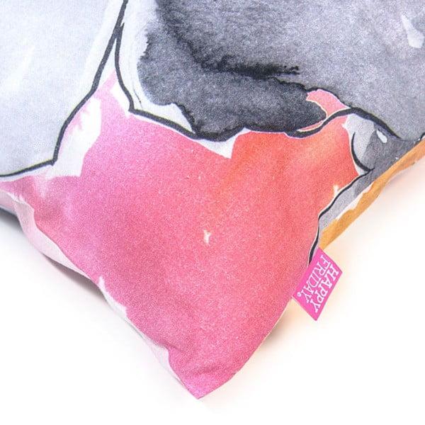 Poszewka na poduszkę Water & Color, 40x40 cm