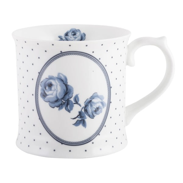 Kubek porcelanowy Creative Tops Floral Spot, 400 ml