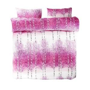 Pościel Pink Double, 200x200 cm + 50x75 cm