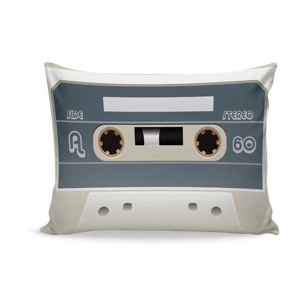 Poduszka Cassette, 43x43 cm
