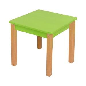 Zielony stolik dziecięcy Mobi furniture Mario