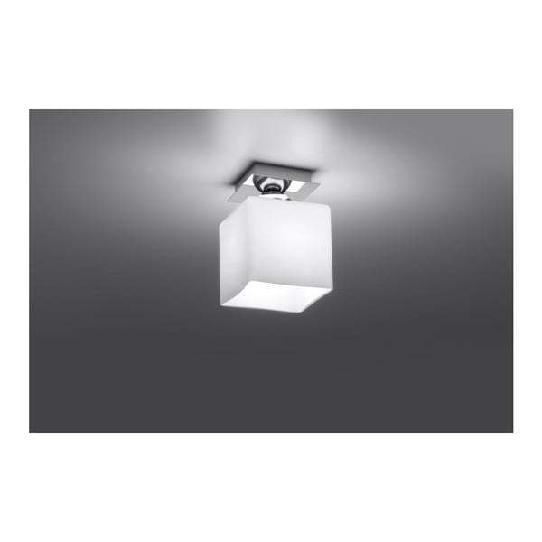 Lampa sufitowa Nice Lamps Square Chrom 1