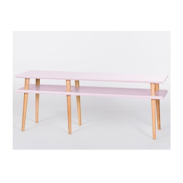 Szafka Mugo Pink, 119 cm