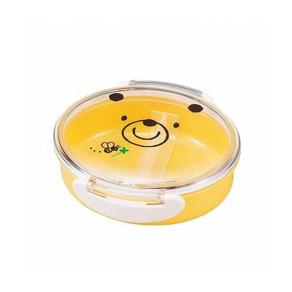 Dziecięce pudełko na drugie śniadanie Kodomo Bee, 320 ml