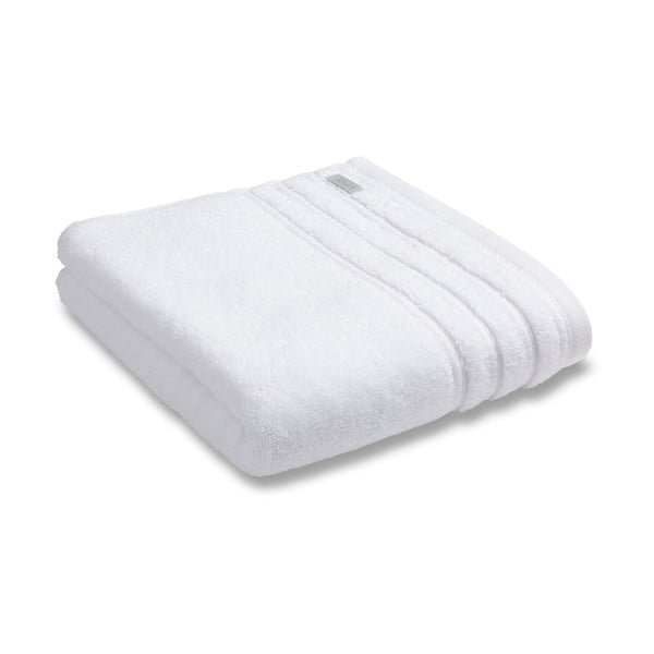 Zestaw 2 ręczników Soft Combed White, 30x30 cm