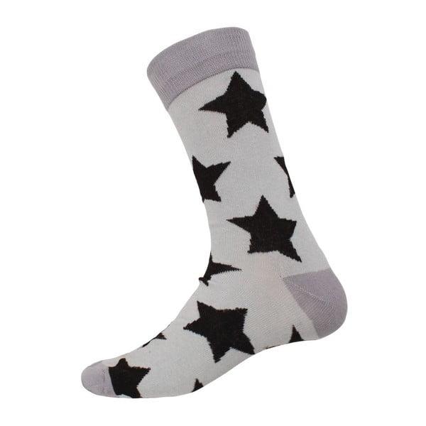 Skarpetki Star Grey, rozm. 40-44