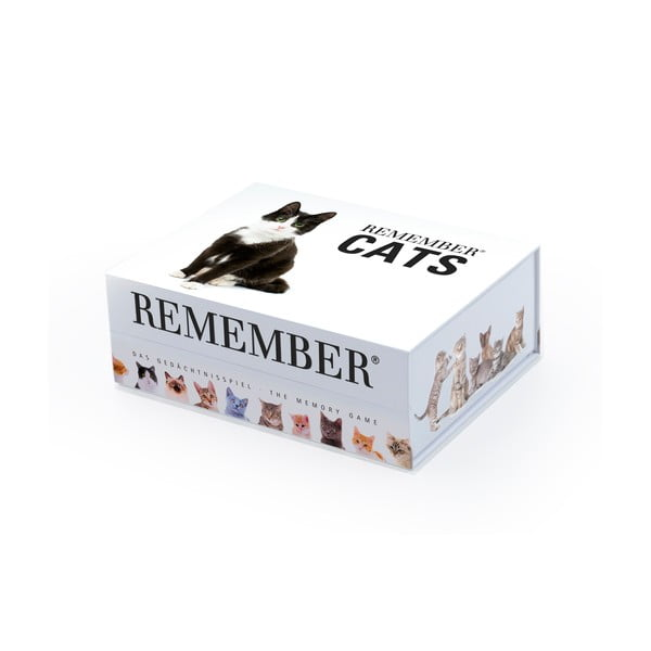 Gra pamięciowa Remember Cats