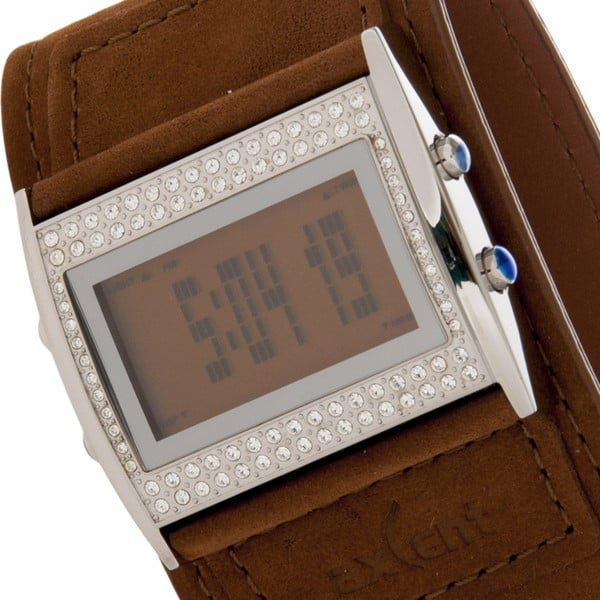 Skórzany zegarek damski Axcent X2358S-7616