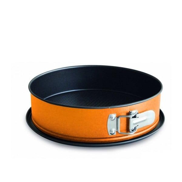 Forma do pieczenia Springform Sweet&Colour, pomarańczowa
