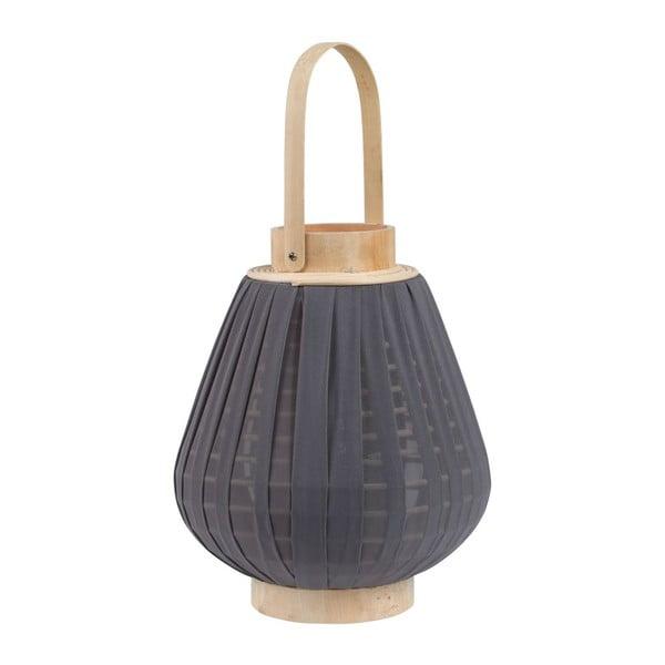 Lampa stołowa Lampion Grey, 24,5x40 cm